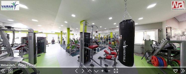 Vairam Fitness-pondicherry